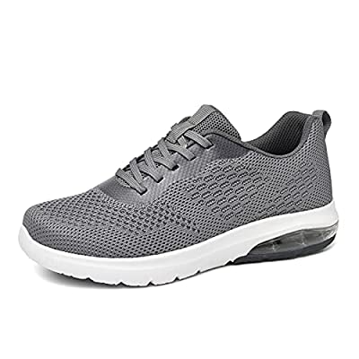 SIRUIYUAN Women's Air Tennis Running Sneakers Lightweight Breathable Mesh Athletic Cushion Gym Workout Hiking Jogging Basketball Fashion Shoes