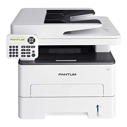 Pantum M6802FDW All in One Monochrome Wireless Laser Printer, Scanner Copier fax and Duplex Printing(W4E85B)