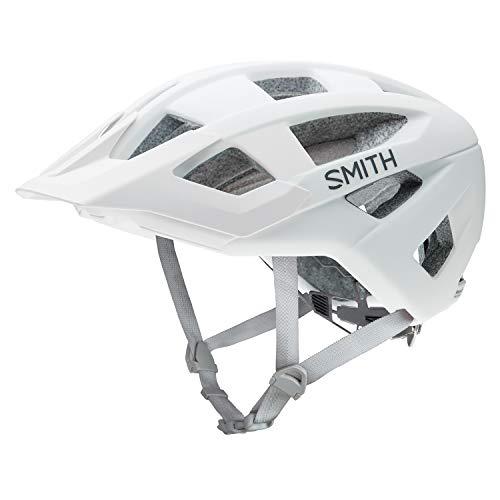 SMITH Unisex– Erwachsene Venture MIPS Fahrradhelm, Matte White, Mittelgroß