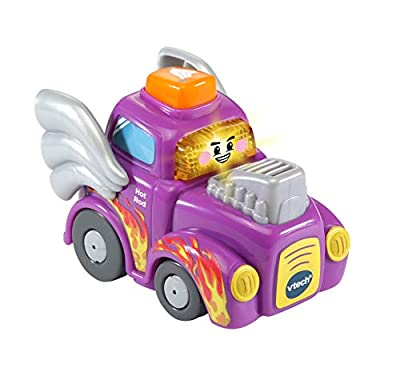 VTech 507903 Toot Drivers Hot Rod, Multicolour from Vtech