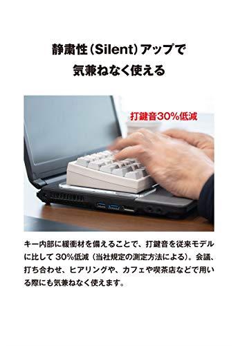 PFU(ピーエフユー)『HappyHackingKeyboardProfessional2Type-S(PD-KB400WS)』