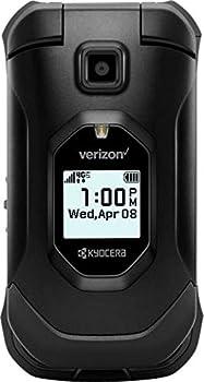 Kyocera DuraXV Extreme E4810 16GB Verizon | Ultra-Rugged Flip Phone IP68 Rated | 4G LTE HD Voice| 5MP Camera | 1770mAh Battery