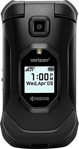 Kyocera DuraXV Extreme E4810 16GB Verizon   Ultra-Rugged Flip Phone IP68 Rated   4G LTE HD Voice  5MP Camera   1770mAh Battery