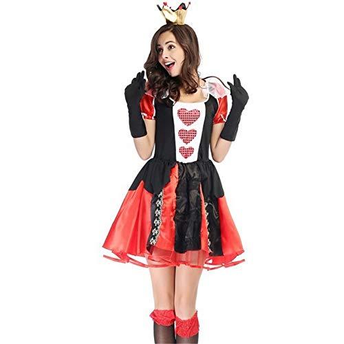 Feytuo Damen Kleid Gotische,Halloween Kostüm Ballkostüm ,Kieider Damen Festlich Neu Sale Kostüme für Erwachsene,Kleider Retro Vintage Kleid Halloween Party Herbst