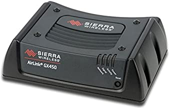 Sierra Wireless AirLink GX450 1102363 Rugged, Secure Mobile 4G LTE Gateway Modem - AT&T - DC (No Antenna Included)