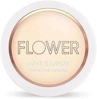 Flower Beauty Light Illusion Perfecting Powder (Porcelain)