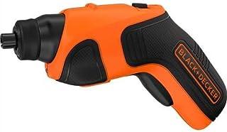Black & Decker CS3651LC-GB B/DCS3651LC 3.6V Li-Ion Screwdriver, 3.6 V, Black/Orange