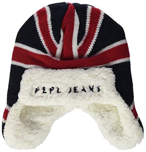 Pepe Jeans Iker Jr Hat Gorro de Punto para Niños
