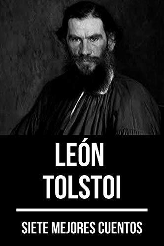 Book's Cover of 7 mejores cuentos de León Tolstoi Versión Kindle