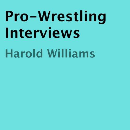 Pro-Wrestling Interviews cover art