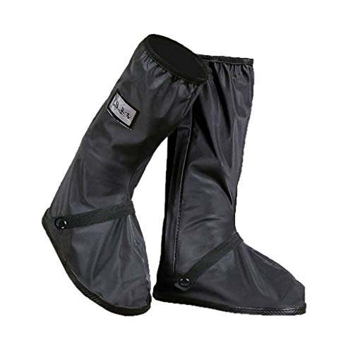 Outdoor Waterproof Shoes Rainy Day Boots Covers Anti-Slip Cycling Overshoes New