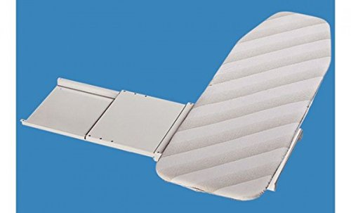 Ranger strijkplank, 180 graden draaibaar.