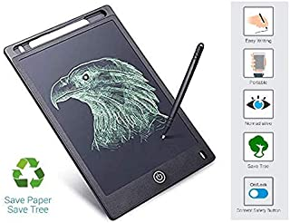 """EWELL 8.5"""" E-Writer LCD Writing Pad Paperless Memo Digital Tablet/Notepad/Stylus Drawing for Erase Button and Pen to Write"""