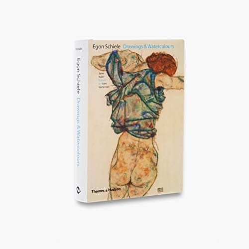 Egon Schiele: Drawings and Watercolorsの詳細を見る