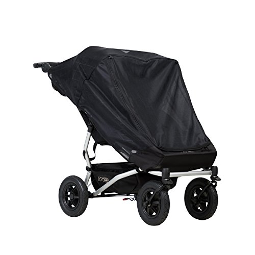 mountain buggy Duet Protection Soleil Double