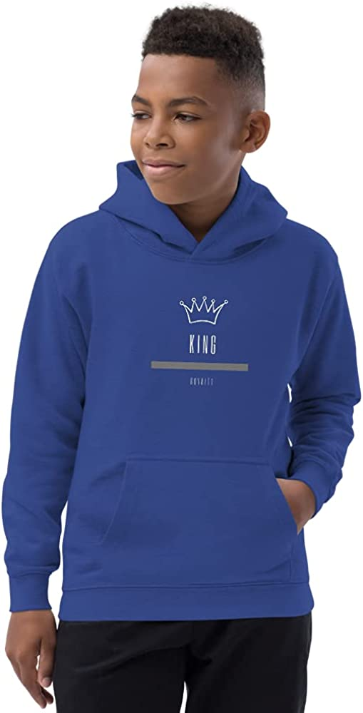 Kids Hoodie   AWDis JHY001 - King - Royalty