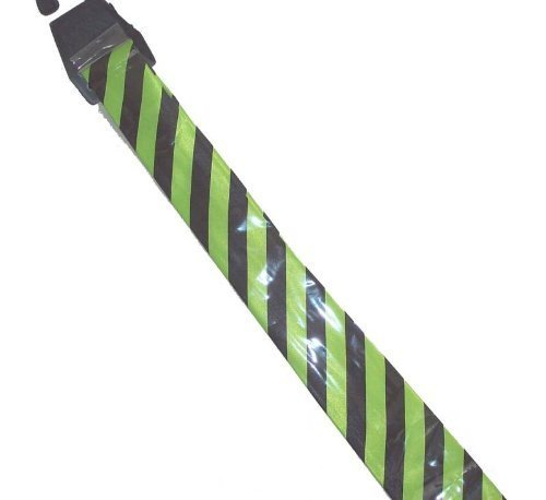 Rayure Maigre Lumineux Unisexe Cravate De Déguisements Fashion