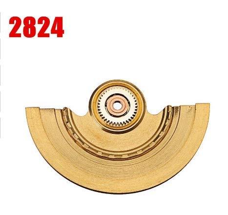 ROUHO Martillo Automático Tudor Movimiento Rotor Oscilante para ETA 2824 2836-2-2824