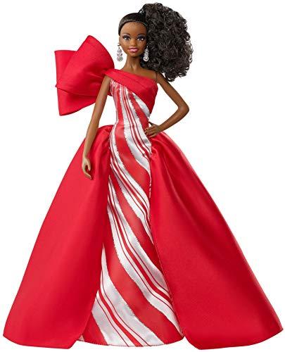 Barbie Collector Muñeca de Colección Felices Fiestas 2019 modelo Mor