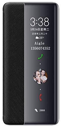 Hoogwaardige lederen mobiele telefoon case geval voor Huawei Mate 20 Pro/P 10/30/40 / X/RS. Flip/automatisch slapen/wekken/multifunctionele slimme houder/hoes/telefoonhoesje