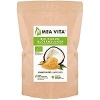 Meavita Azúcar De Coco Meavita, Sin Refinar, 1 Paquete (1X 1000G) En Una Bolsa 1100 g