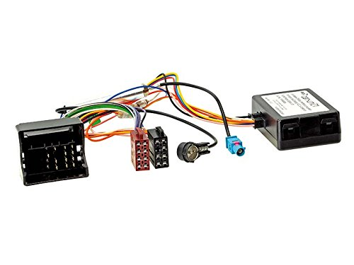 CAN-Bus Kit Kompatibel mit VW Gruppe Quadlock > ISO / Antenne > ISO
