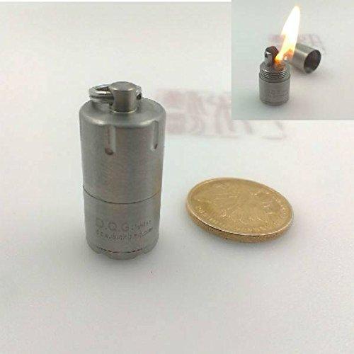 Bazaar DQG Titanium legering Super Mini aansteker behuizing