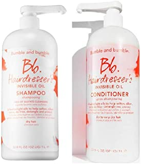 Best bumble and bumble hairdresser's invisible oil conditioner liter Reviews