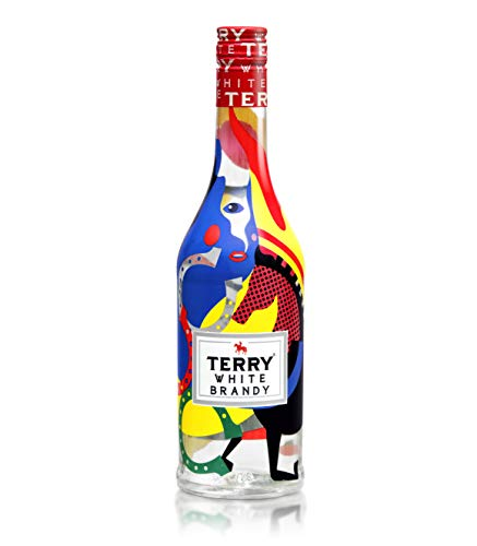 Terry White Brandy Blanco, 36% - 700 ml