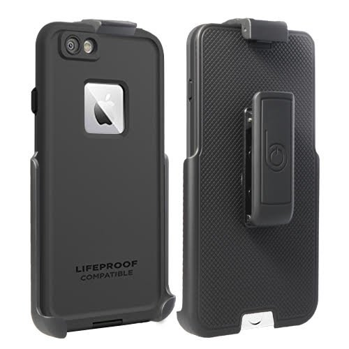 BELTRON Belt Clip Holster for The LifeProof FRE Case - iPhone 6 / iPhone 6s (case is not Included)