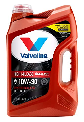 Valvoline - 881161 High Mileage with MaxLife...