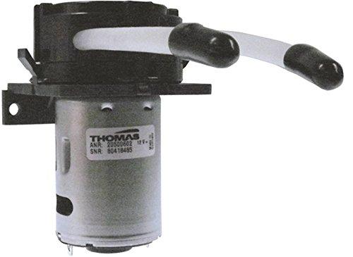 ASF/THOMAS SR10/50 Dosiergerät für Spülmaschine Meiko für Klarspüler 6l/h Schlauchanschluss ø 2,5x5,7mm 12V Silikon 12VDC