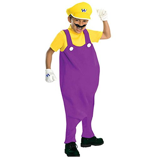 Wario Costume Size: Small (japan import)