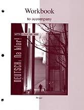 Workbook to accompany Deutsch: Na klar! An Introductory German Course