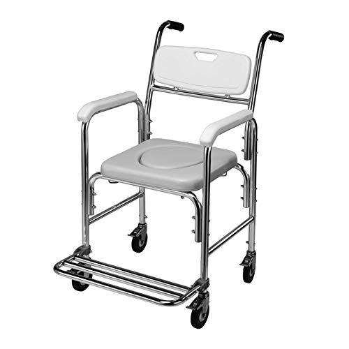 Z-SEAT Cómodas de cabecera Silla de Transporte para Ducha y...