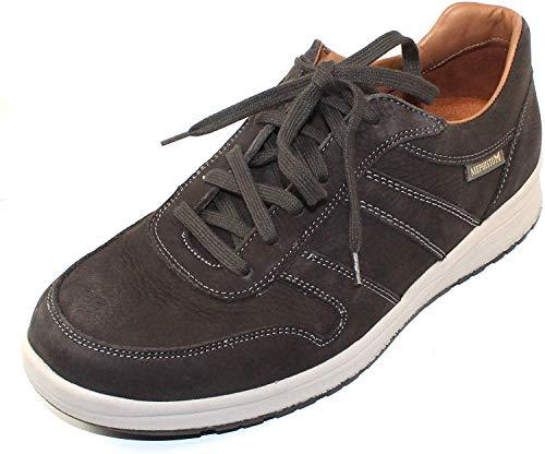 Mephisto Herren Vito Sneakers, Grau (Graphite Sportbuck), 45 EU