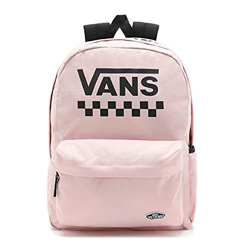Vans Street Sport Realm Backpack, Mochila para Mujer, Polvo Rosa, Talla única