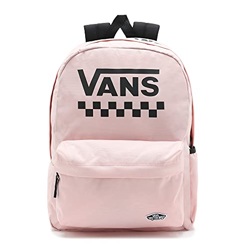 Vans Street Sport Realm Backpack, Zaino Donna, Rosa Cipria, Taglia Unica