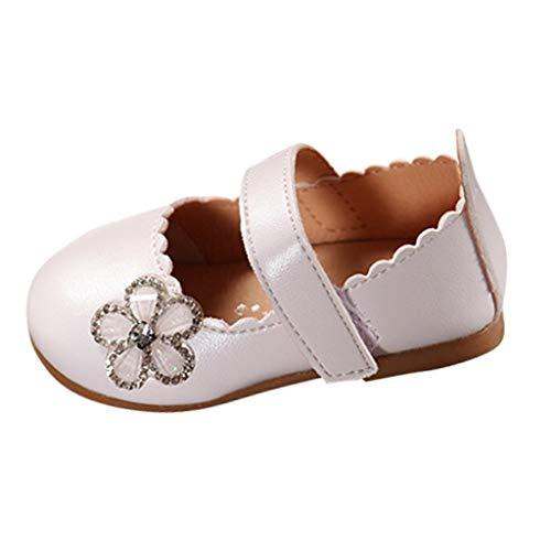 FRAUIT baby meisjes ballerinasschoenen met sierbloem feestelijke meisjes binnenzool nobele feestelijke kinderen meisjes prinses party schoenen ballerina's casual feestelijk party schoenen roodkapje