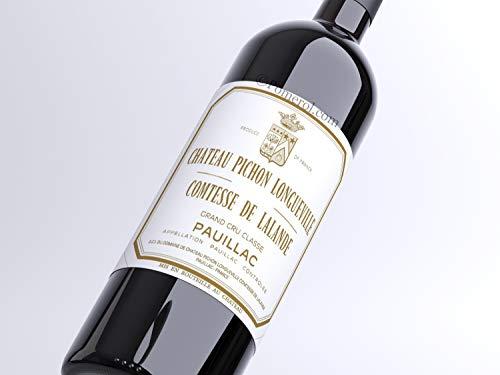 X12 Château Pichon-Longueville Comtesse de Lalande 2015 75 cl AOC Pauillac 2ème Cru Classé Vino Tinto