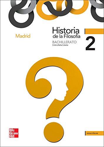 LA - HISTORIA DE LA FILOSOFIA 2 BACH. CENTRO - 9788448183615