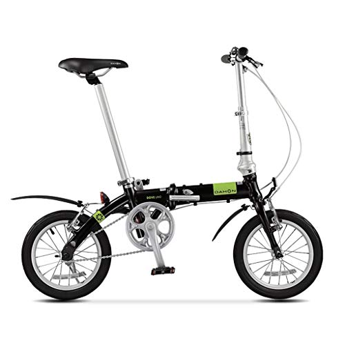 Find Discount Folding Bikes Folding Bicycle Mini Ultra Light 14 Inch Bicycle Men and Women Portable ...