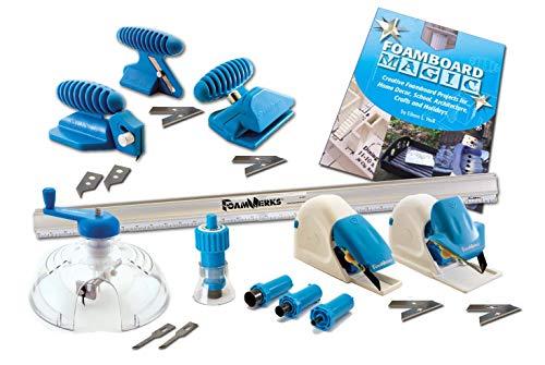 Foamwerks Deluxe Cutting Kit
