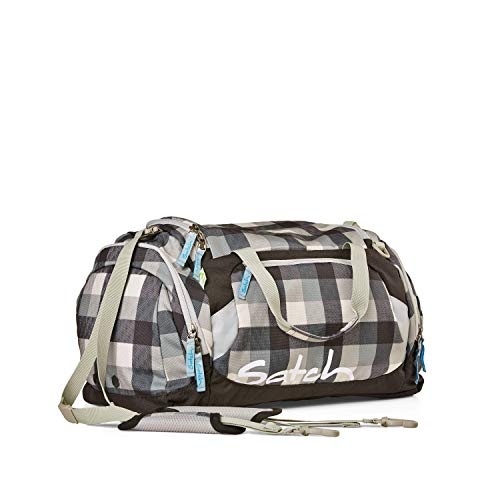 Satch Sporttasche Tweaker, 25l, Schuhfach, gepolsterte Schultergurte, Schwarz