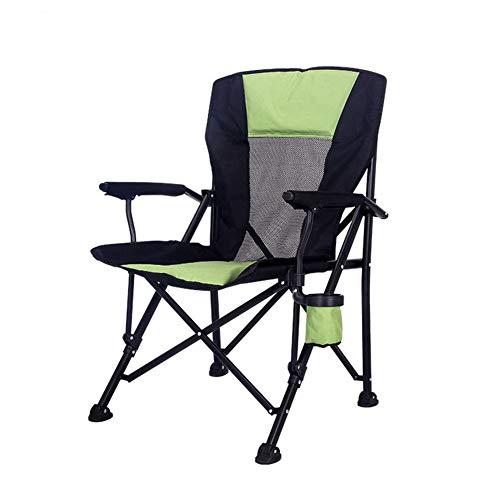 GHH Chaise De Camping, Pliante Ultra Legere Portable Compacte Et Légère pour Les Festivals, La Pêche, La Plage Et Le