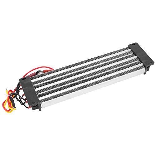 Shipenophy Piezas calefactoras termostáticas metálicas aisladas de 2000W para calefactores