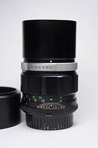 Minolta MC Tele Rokkor-PF 135mm f2.8 (MCI) Lens