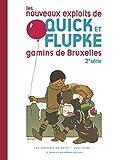 Les exploits de Quick et Flupke, Tome 2 - Gamin de Bruxelles