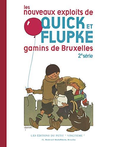 Les nouveaux exploits de Quick et Flupke : gamins de Bruxelles, Tome 2 :