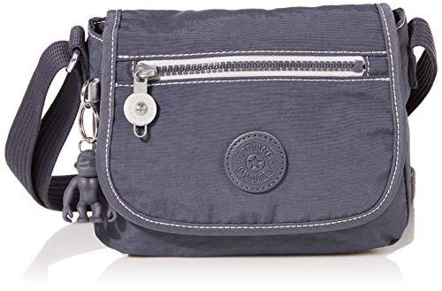 Kipling Women's Sabian Crossbody Bag, Grey Slate, Mini